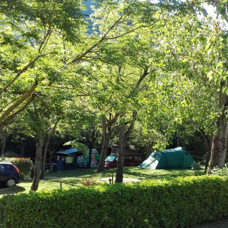 Camping La Poche : Emp. N° 78,79,80