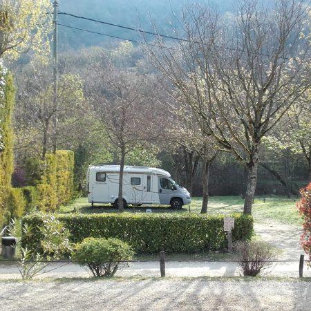 Camping La Poche : Emp. N°83