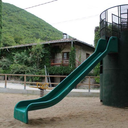 Camping La Poche : air de jeux