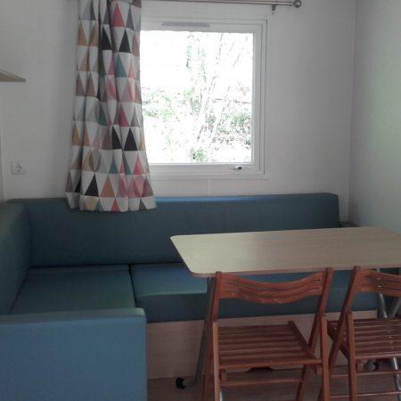 Camping La Poche : Interieur Mh 6