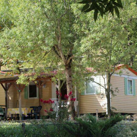 Camping La Poche : Mobil Home 1