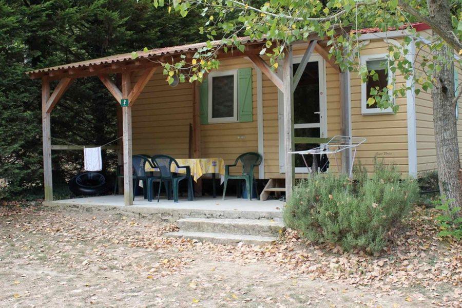 location mobil Home Drôme provençale