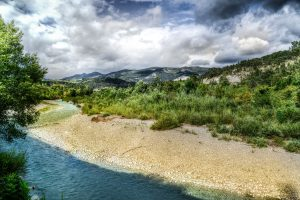 Camping La Poche : Drôme
