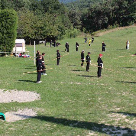 Camping La Poche : Tir à l'arc