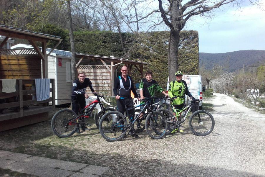 Camping La Poche : Vetetistes