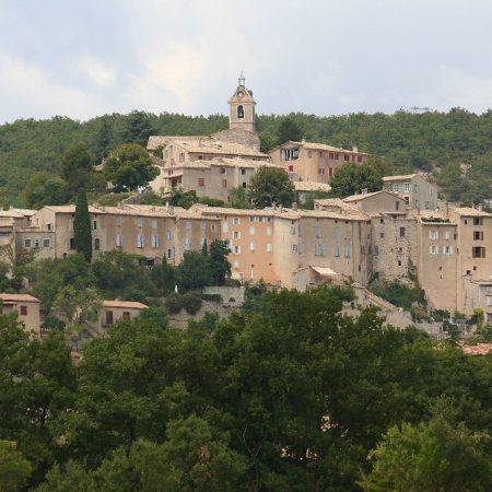 Camping La Poche : Village Perchés