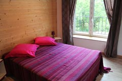 Camping La Poche : Chambre Gitelapoche240