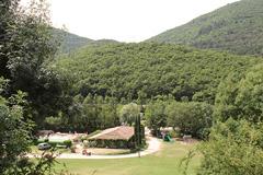 Camping La Poche : Vu Gite