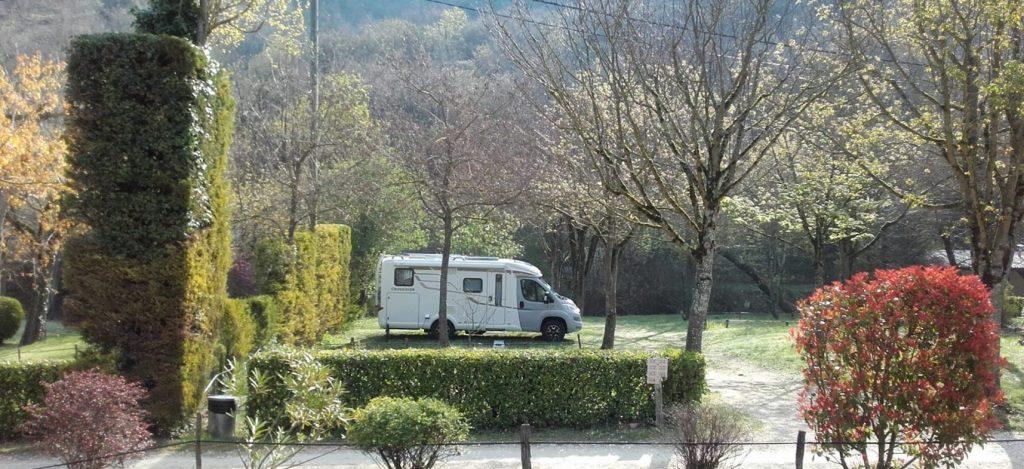 Aire de camping-car Drôme