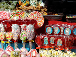 Nougat et bonbons Montélimar